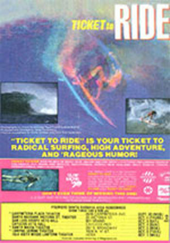 Ticket to Ride (1987)