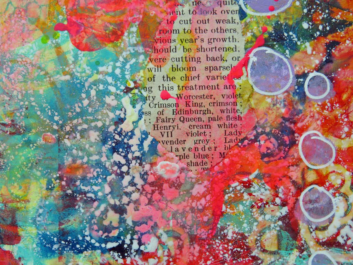 What Are The Brightest Paints For Art Journaling