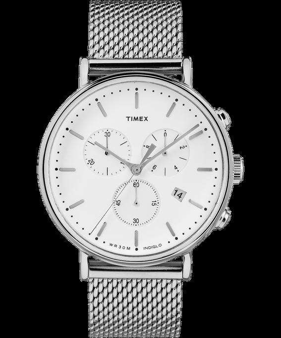 aaae48c4e4d5 Fairfield Chrono y Midnight Collection  Las nuevas colecciones de Timex.