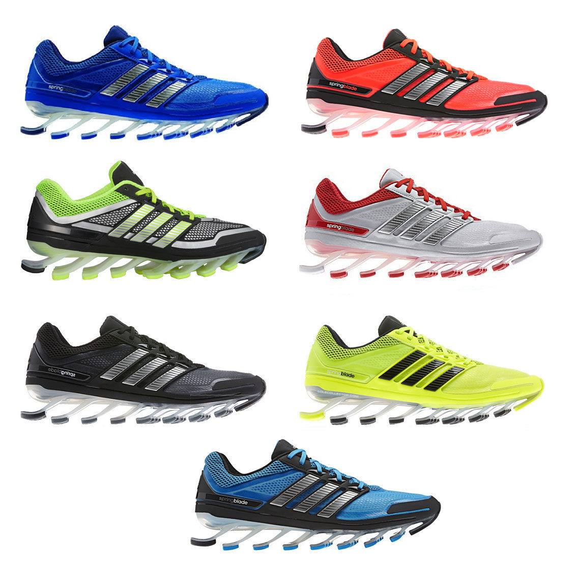 Brand New Men s ADIDAS Springblade Running Trainer Sneaker Shoes -All  Colors and Sizes 2b752077c1