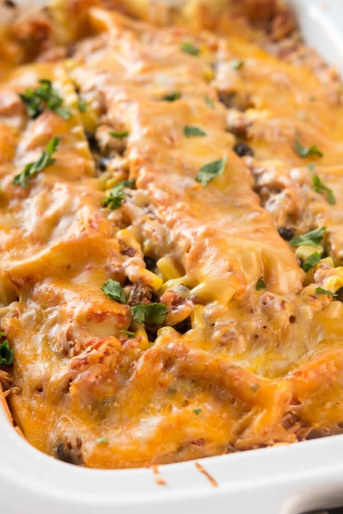 The BEST Casserole Crock Slow Cooker Dinner Recipes - Slow ...
