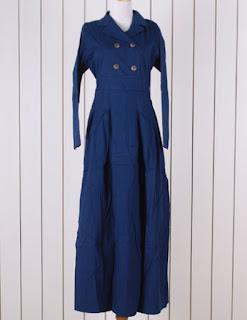 Jual Online Fitriah Maxy Dress Model Fashion Korea Terbaru diJakarta