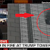 Fire at Trump Tower leaves man dead and 6 firefighters injured OMG