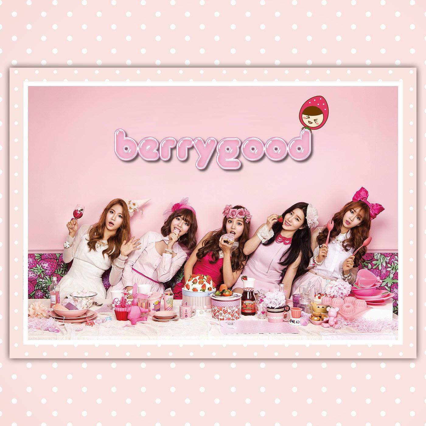 Berry Good Because Of You English Translation Lyrics