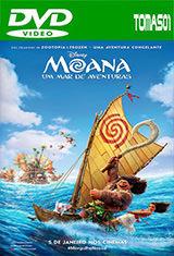 Moana (Vaiana) (2016) DVDRip
