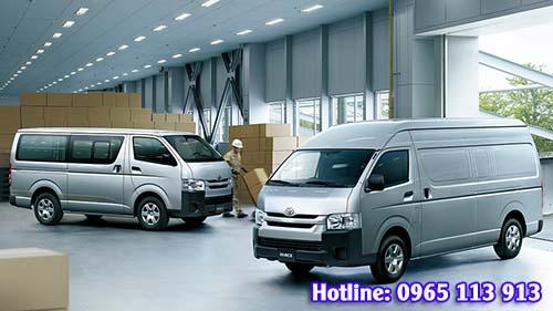 Toyota Hiace Hải Phòng