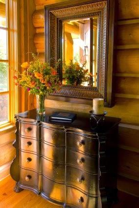 Decora hogar decorar el recibidor hall o entrada v deo for Decoracion espejos entrada casa