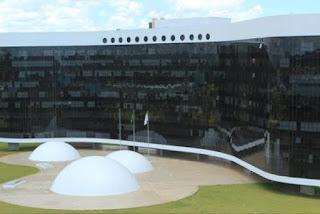 Sede do Tribunal Superior Eleitoral - Divulgação/TSE