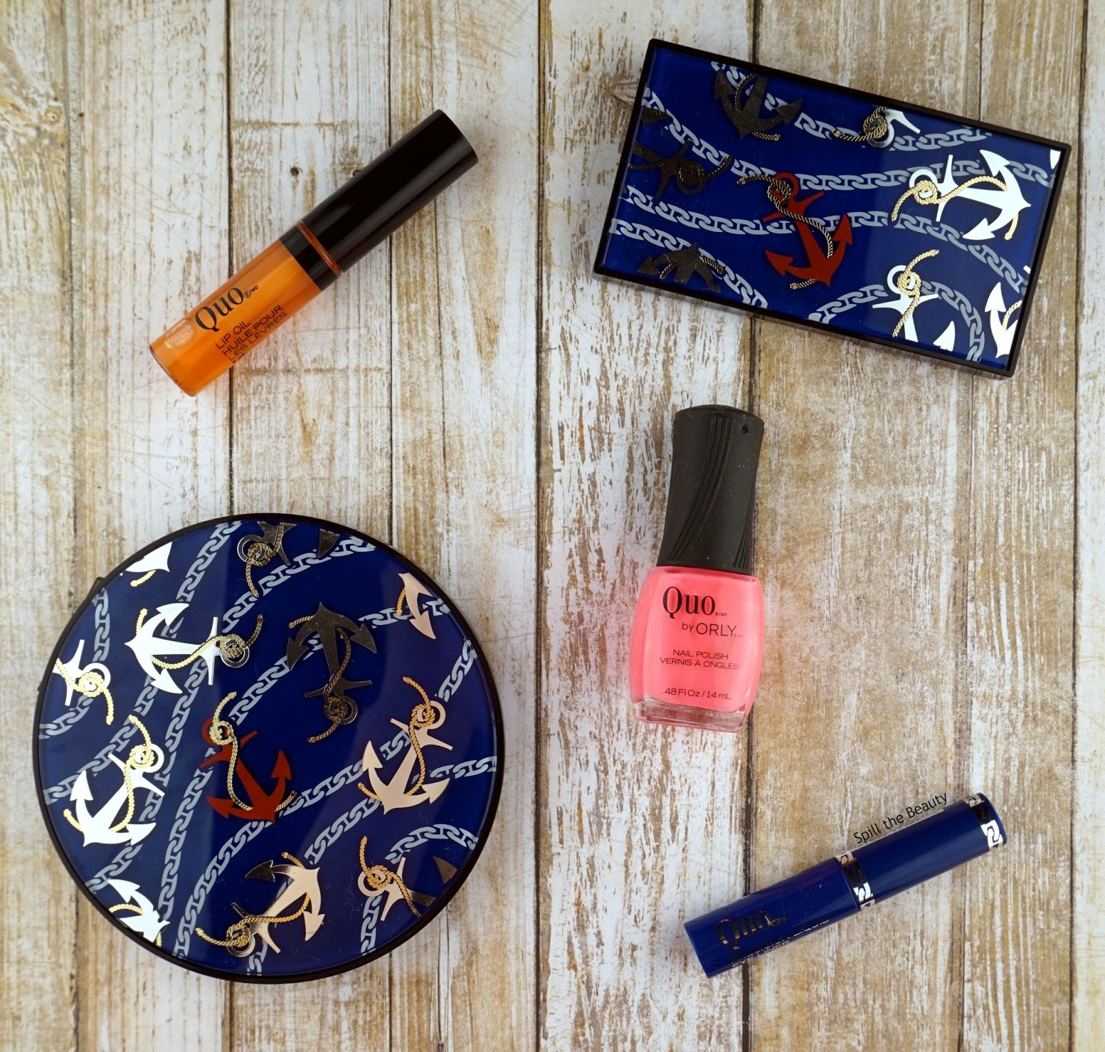 Quo Summer 2016 Limited Edition Summer Collection - Review and Swatches