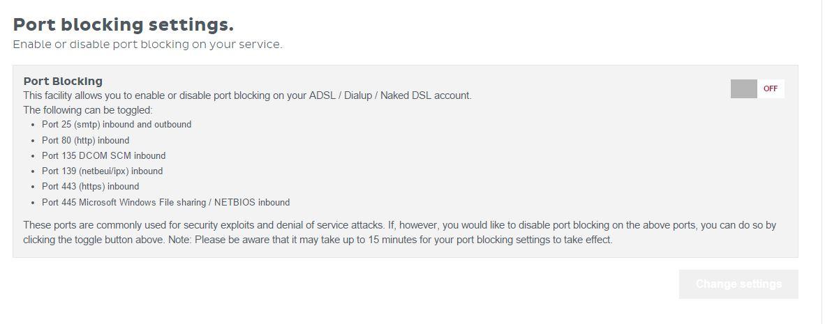 iinet port forwarding http, https not working? SOLUTION