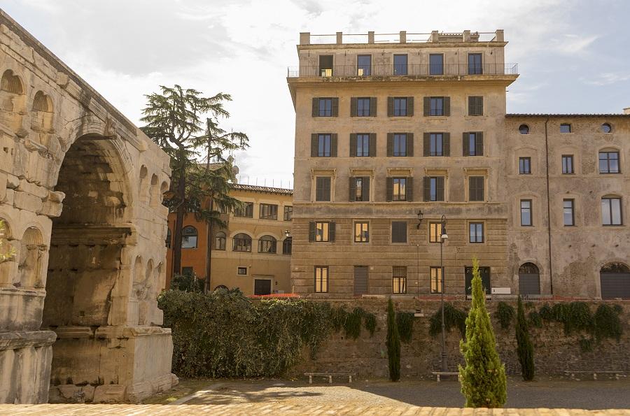 Per Filo E Per Di Segno Architettura A Roma Alda Fendi E