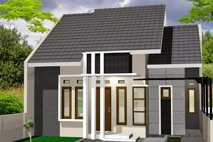 21 Rumah Minimalis Type 36 Beserta Denah