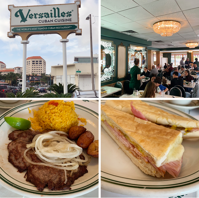 Versailles Miami, Versailles Cuban Cuisine, Miami, Miami Travel Diary, Miami Travel Guide, Miami City Guide, Downtown Miami