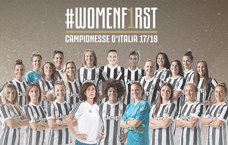 1° Scudetto Femminile / 20. maj 2018.