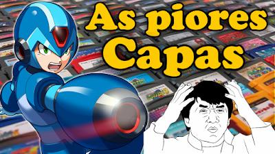 As piores e mais bizarras capas dos jogos