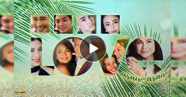 7 Moments From The Just Love Araw Araw Station ID That Will Make You Feel Good