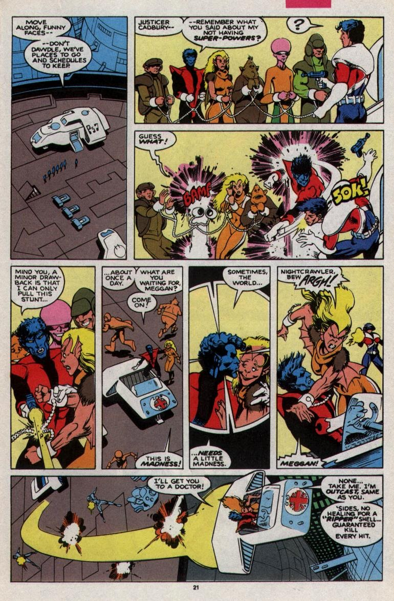 Excalibur (1988) issue 23 - Page 17