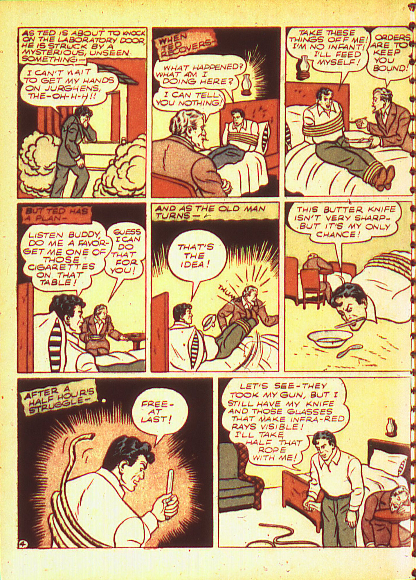 Read online All-American Comics (1939) comic -  Issue #16 - 45