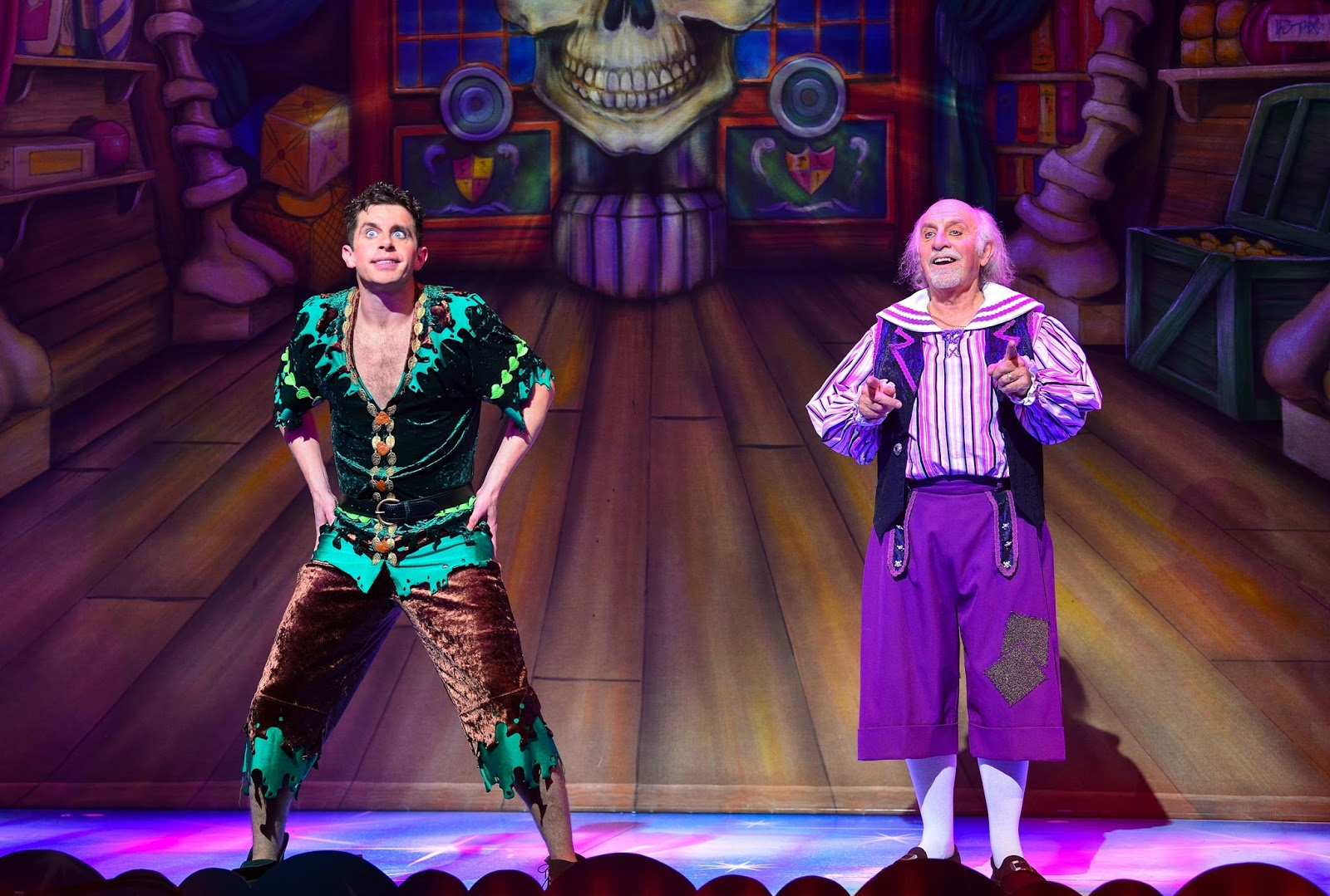 Newcastle Theatre Royal Pantomime - Peter Pan