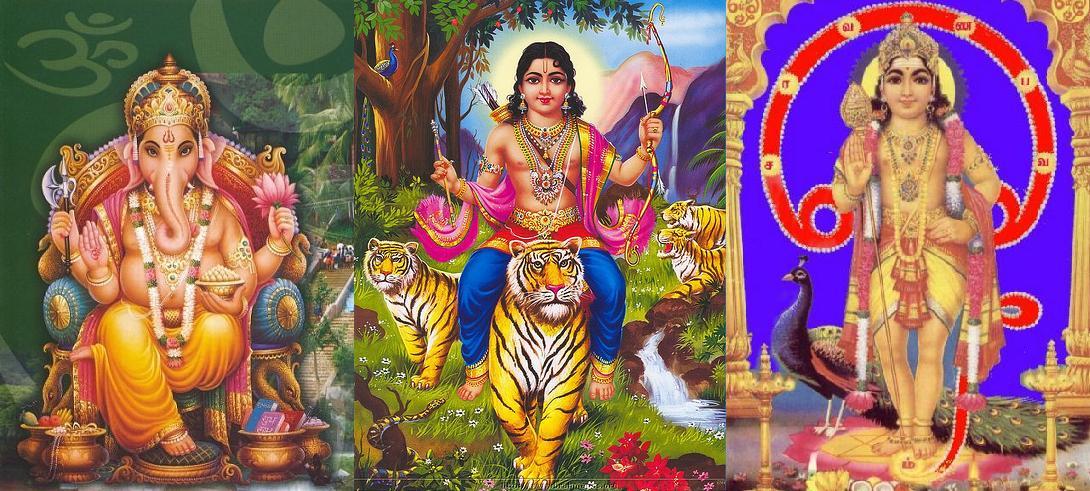 HINDU GOD WALLPAPERS: Ganesha