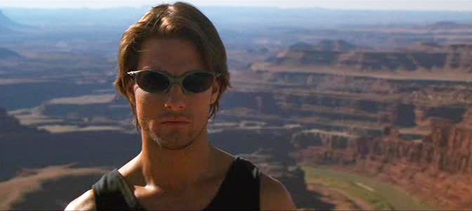 8e90a1232d Rare Romeo 1.0... the one that Tom Cruise wore in Mission Impossible 2