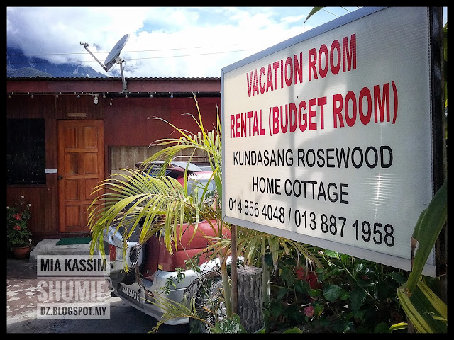Rosewood Home Cottage Kundasang