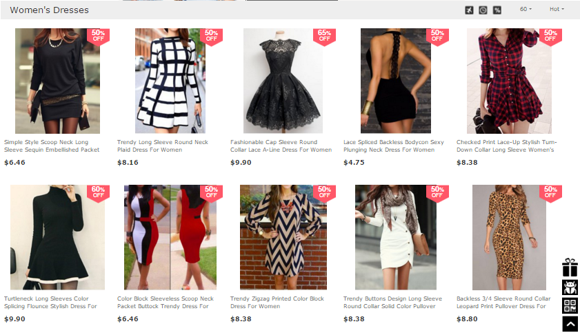 Sammydress.com website review and haul| Cherry On Top Blog