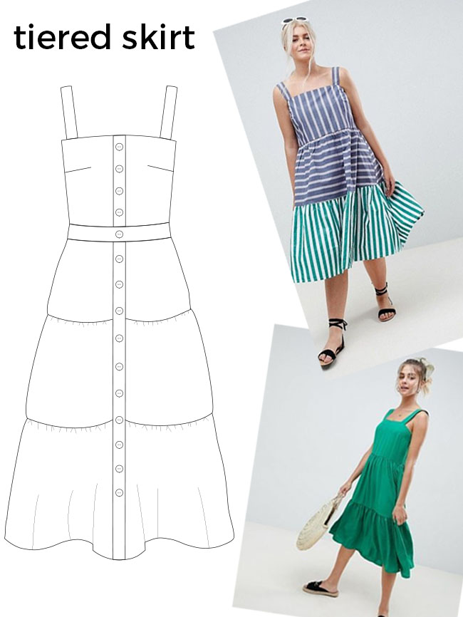 10 Design Hack Ideas for the Seren Dress