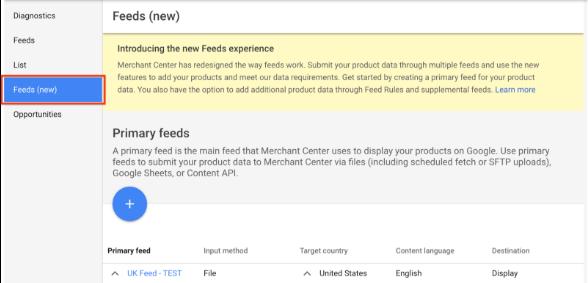 Новые инструменты в Google Merchant Center