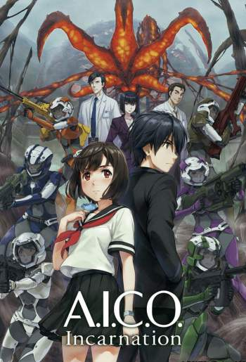 A.I.C.O. Incarnation 1ª Temporada