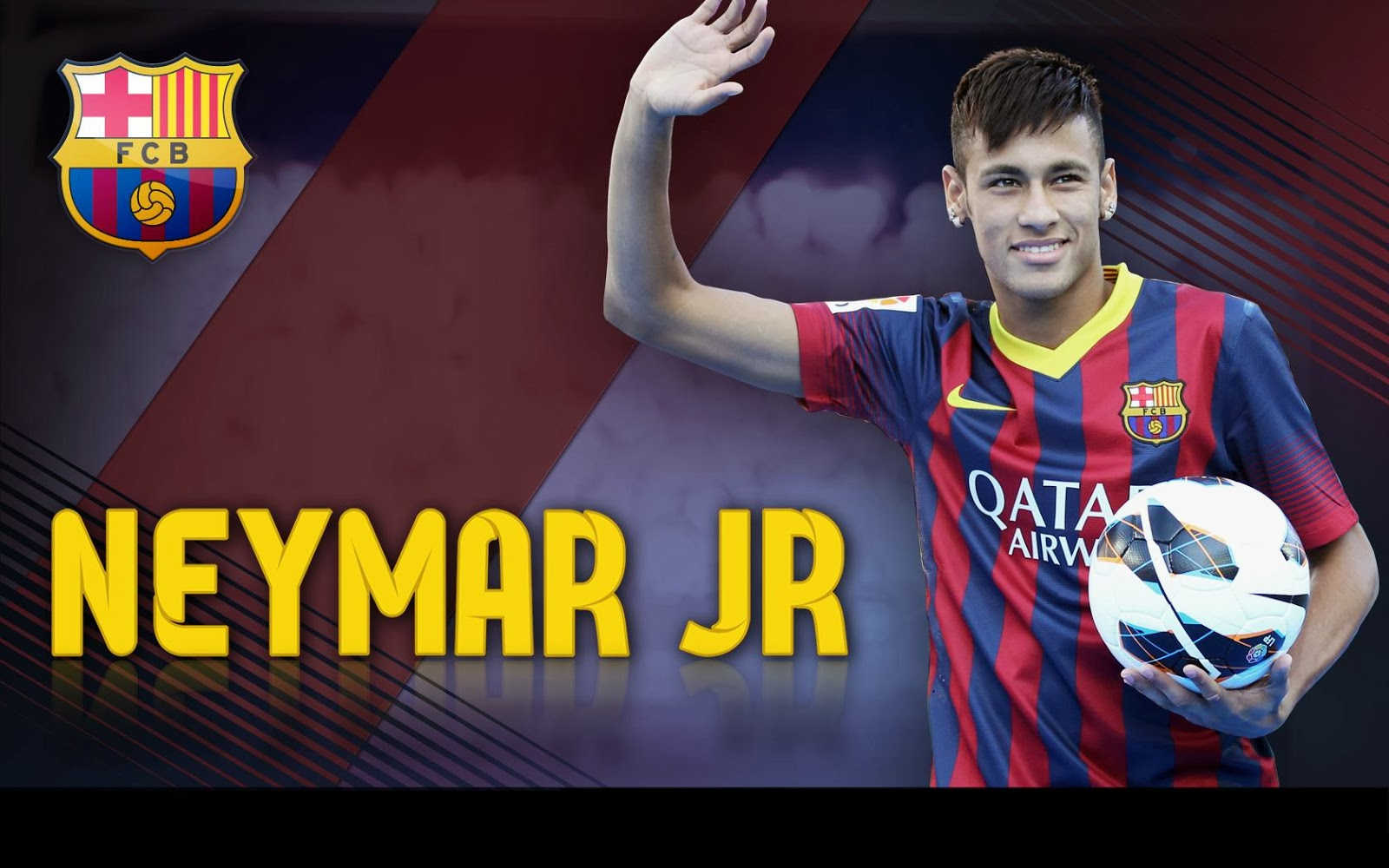 Words Celebrities Wallpapers: Neymar Jr Brand New HD Wallpapers&Pices 2015