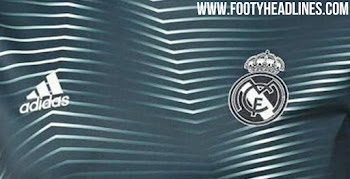 e8d616c9e Exclusive  Unique Adidas Real Madrid 2019 Pre-Match Jersey Leaked