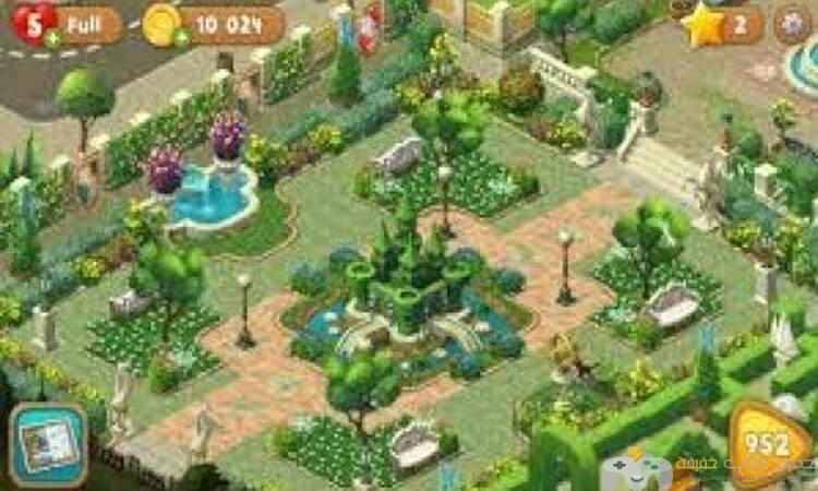 تحميل لعبة جاردن سكيبس Garden Scapes للكمبيوتر وللاندرويد