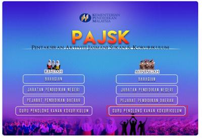 Cara Login Sistem PAJSK Online