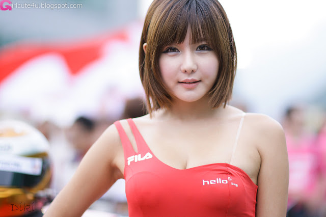 1 Ryu Ji Hye at CJ SuperRace R4 2012 [Part 2]-Very cute asian girl - girlcute4u.blogspot.com