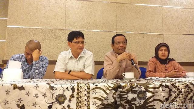 Mahfud MD Minta Masyarakat Cermati Janji Capres Saat Debat Pipres