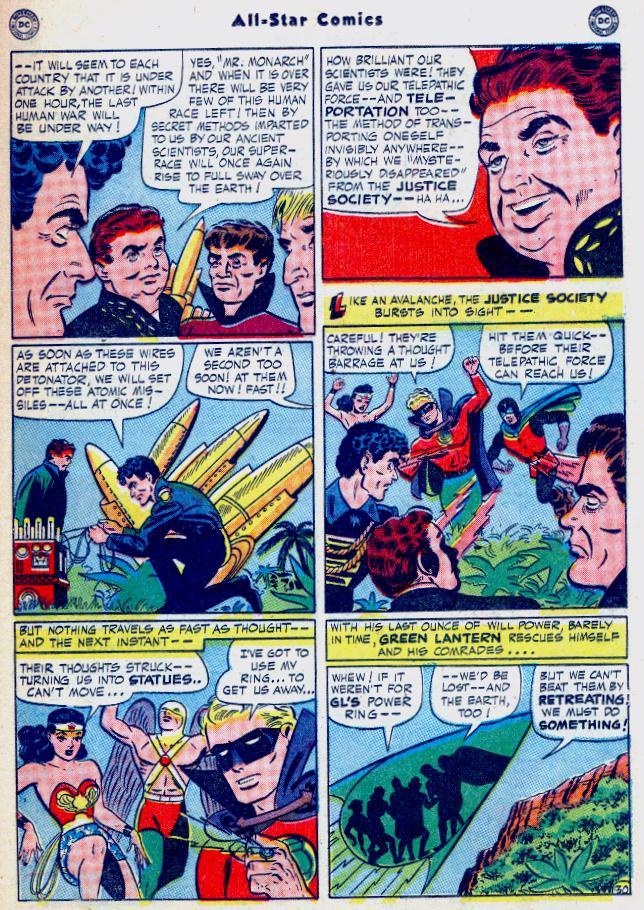 Read online All-Star Comics comic -  Issue #52 - 34
