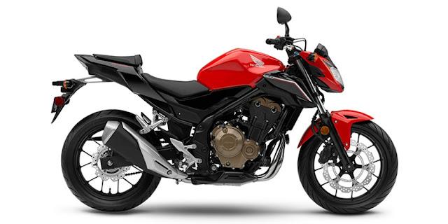 Sepeda Motor Honda CB500F
