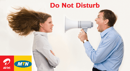 How To Activate/Deactivate Do-Not-Disturb (DND) On Your SIM Card (MTN & Airtel Nigeria)