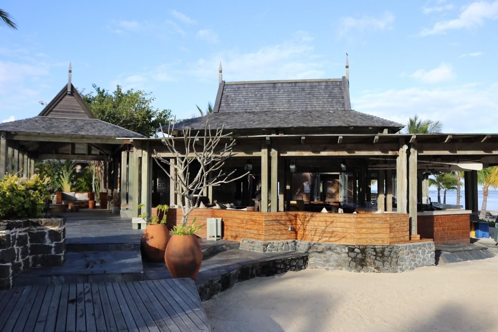 St Regis Lunch Bar Mauritius
