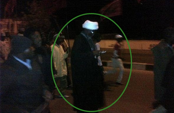 sheik zakzaky arrested