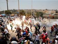 Konflik Al-Aqsa Memanas, Palestina Lawan Zionis dan Bekukan Semua Kontak Dengan Israel