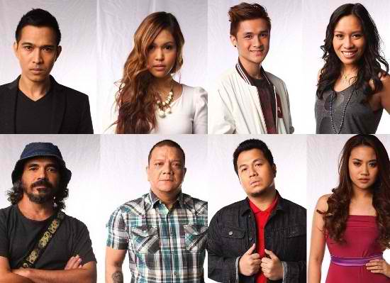 The Voice of the Philippines First Four Top 8 Artists Live Shows