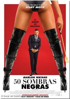 Fifty Shades of Black 2016 English Movie 720p BRRip 800MB mkv