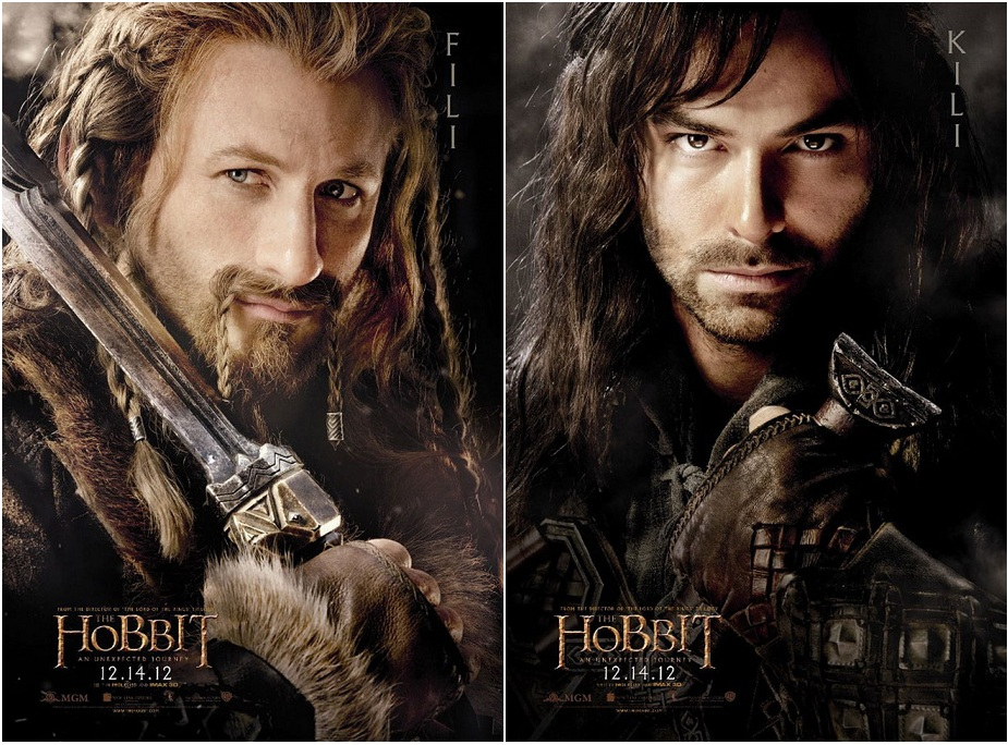 My Two Favorite Dwarves!