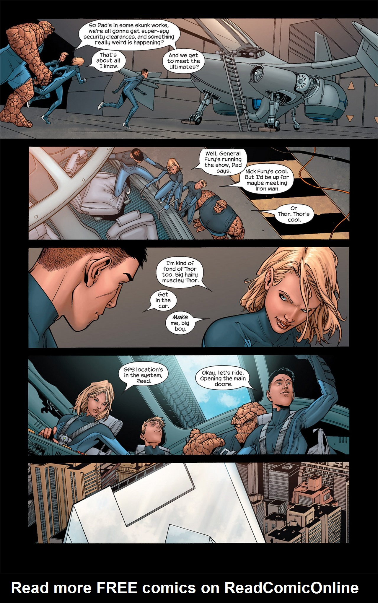 Read online Ultimate Secret comic -  Issue #2 - 20
