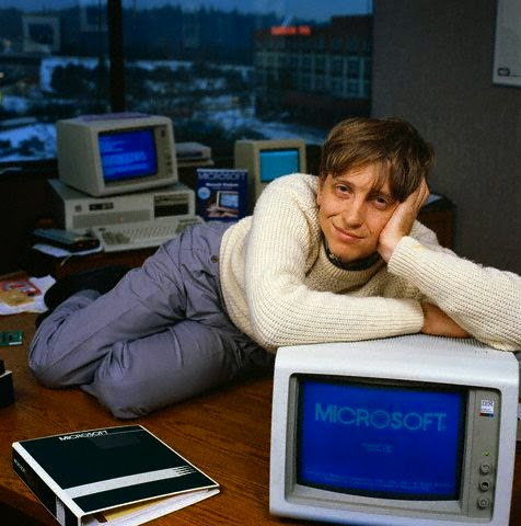 Bill Gates, Inspirational Quotes