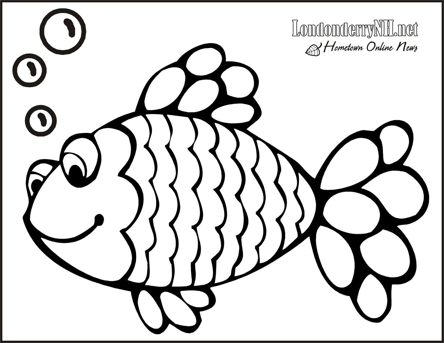 Sketsa Kartun Nemo