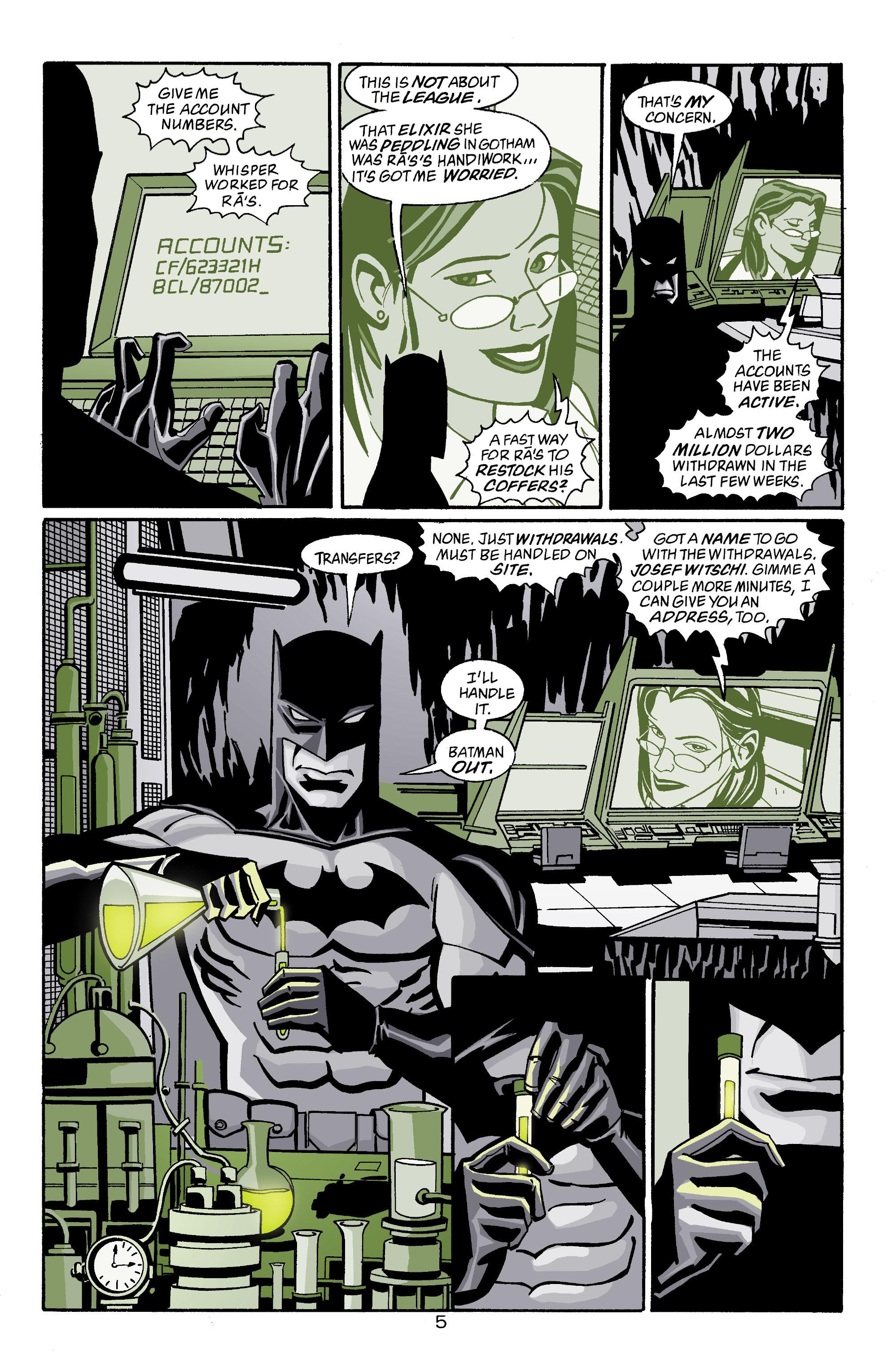 Detective Comics (1937) 750 Page 5