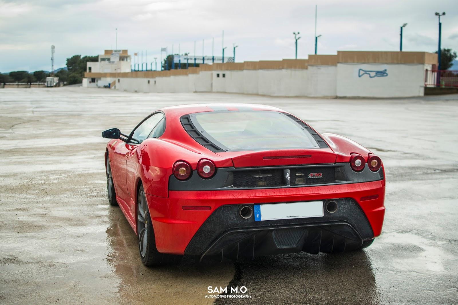 Ferrari Club España en Calafat